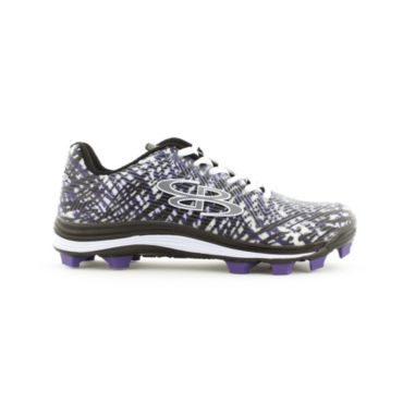 Women's Focus Tiger Stripe Molded Cleat
