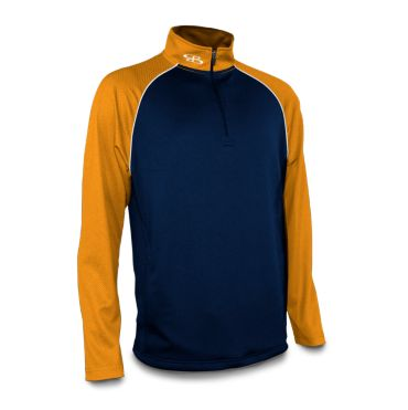 Men's Verge Letterman Quarter Zip Pullover