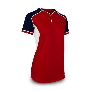 Women's U4160 2-Button Jersey