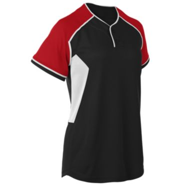 Women's Grand Slam 2-Button Fastpitch Jersey