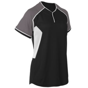 Women's Grand Slam 2-Button Fastpitch Jersey - Clearance
