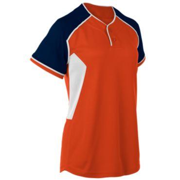 Women's Grand Slam 2-Button Jersey