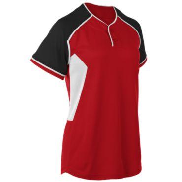 Women's Grand Slam 2-Button Fastpitch Jersey