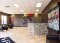 Headquarter's Reception Area