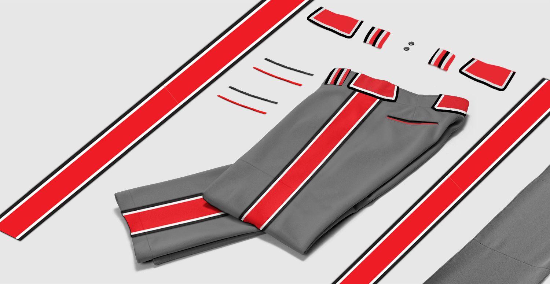Boombah Custom C-Series Pants