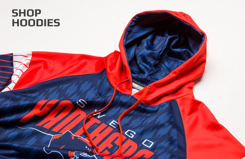 Boombah Custom Hoodies