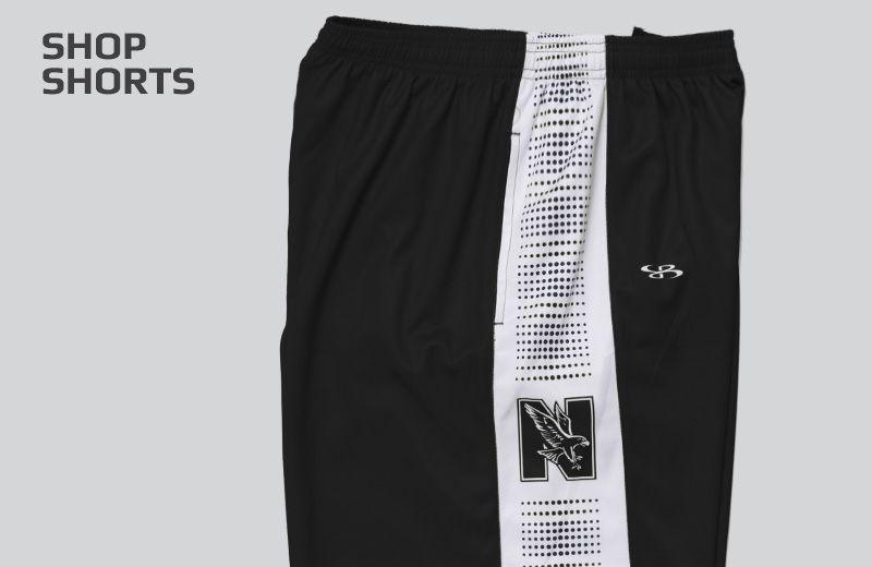 Boombah Custom Shorts