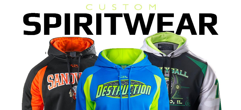 Boombah Custom Spiritwear