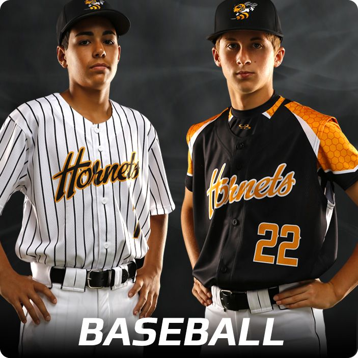Boombah INK Custom Baseball Uniforms