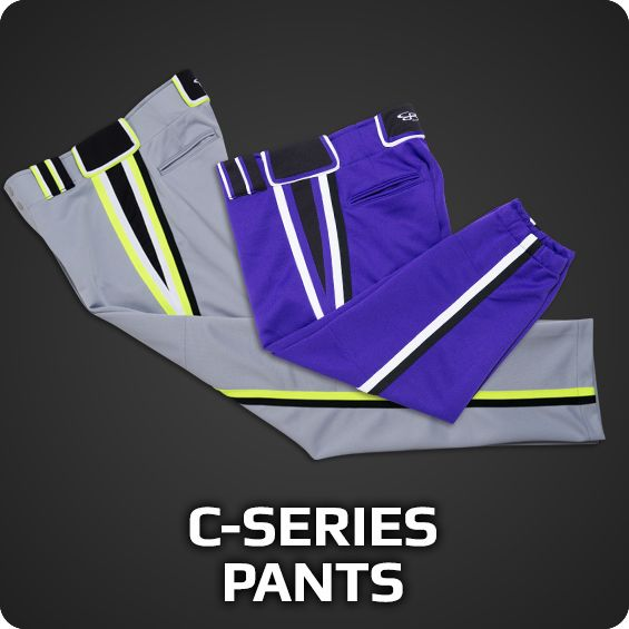 Boombah INK Custom C-Series Pant Builder