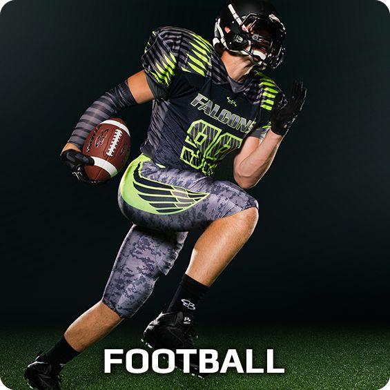 Boombah INK Custom Football Uniform Builder