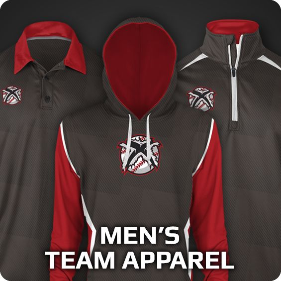 Boombah INK Custom Men's Team Apparel Builder