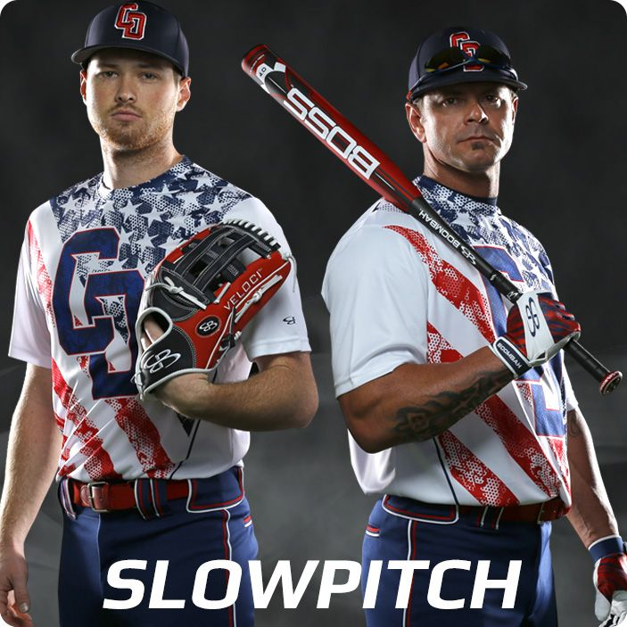 Boombah INK Custom Slowpitch Uniforms