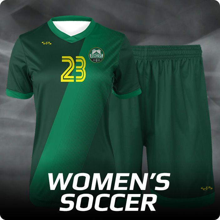 Boombah INK Custom Women's Soccer Uniforms