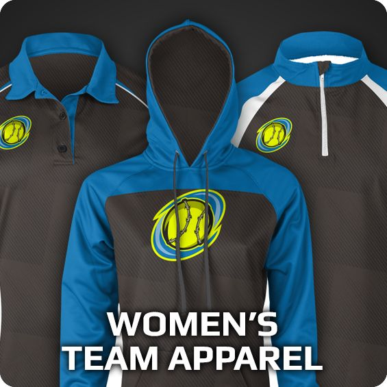 Boombah INK Custom Women's Team Apparel Uniform Builder