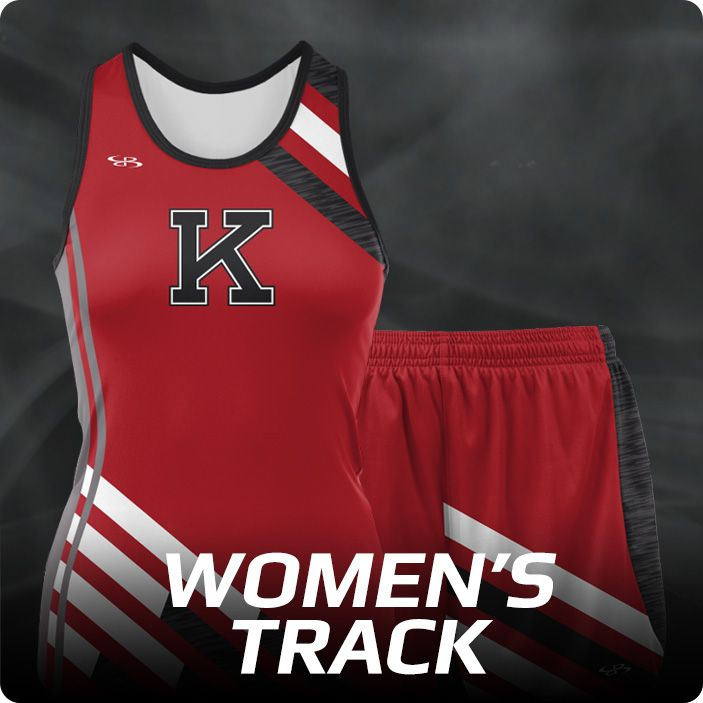 Boombah INK Custom Women's Track Uniforms