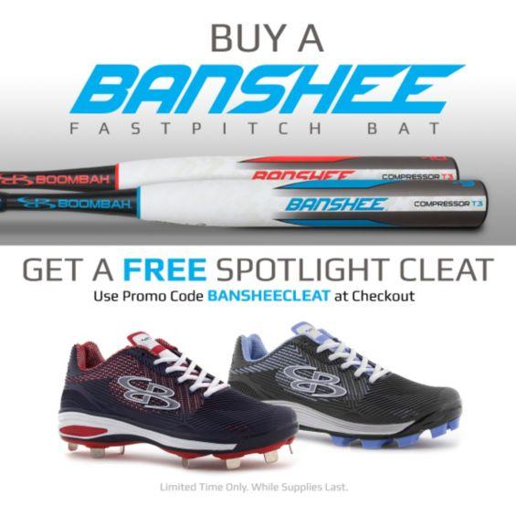 Boombah Banshee Spotlight Combo