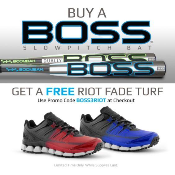 Boombah Boss Riot Combo