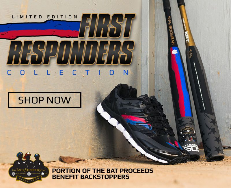 First Responders Softball Bat