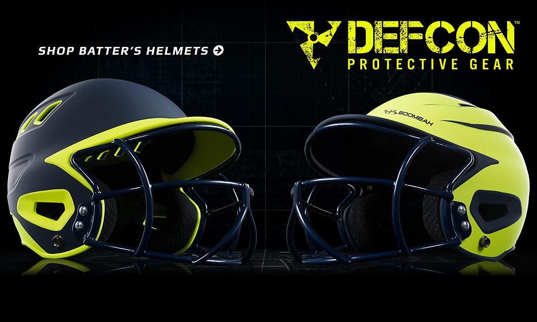 Shop Boombah Batter's Helmets Gear
