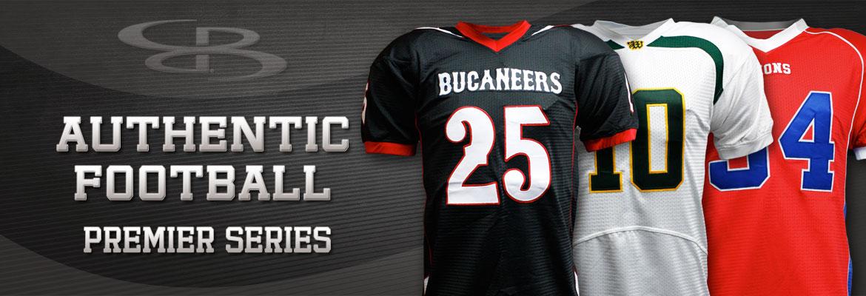 newest 2290e 93294 Boombah - Football Premier Authentic Uniforms