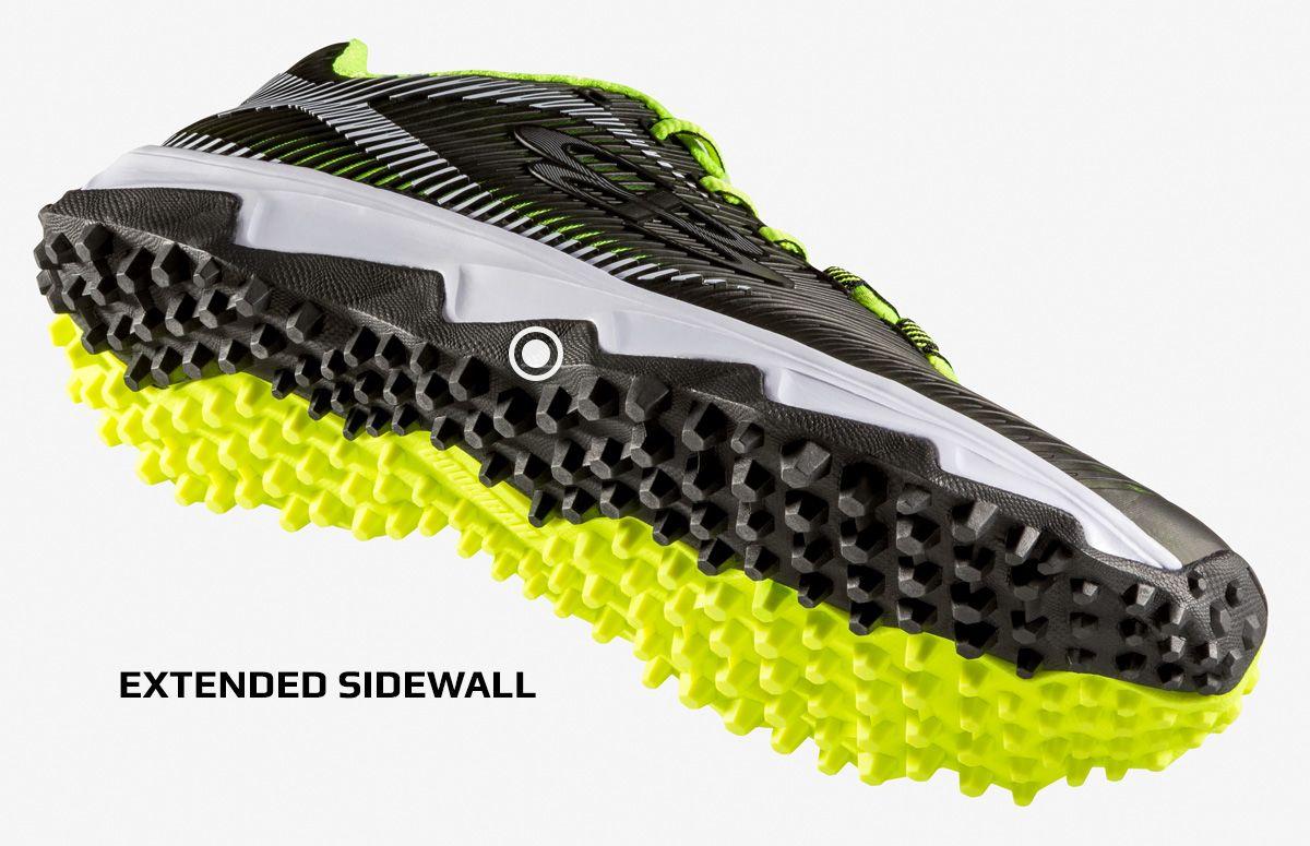 aftershock dps turf shoe sidewall