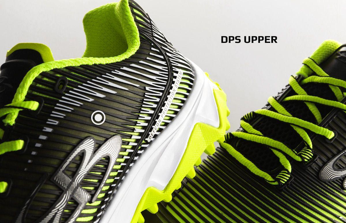 aftershock dps turf shoe upper