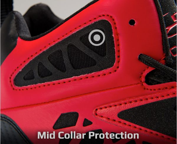 Mid Collar Protection Footba Cleat