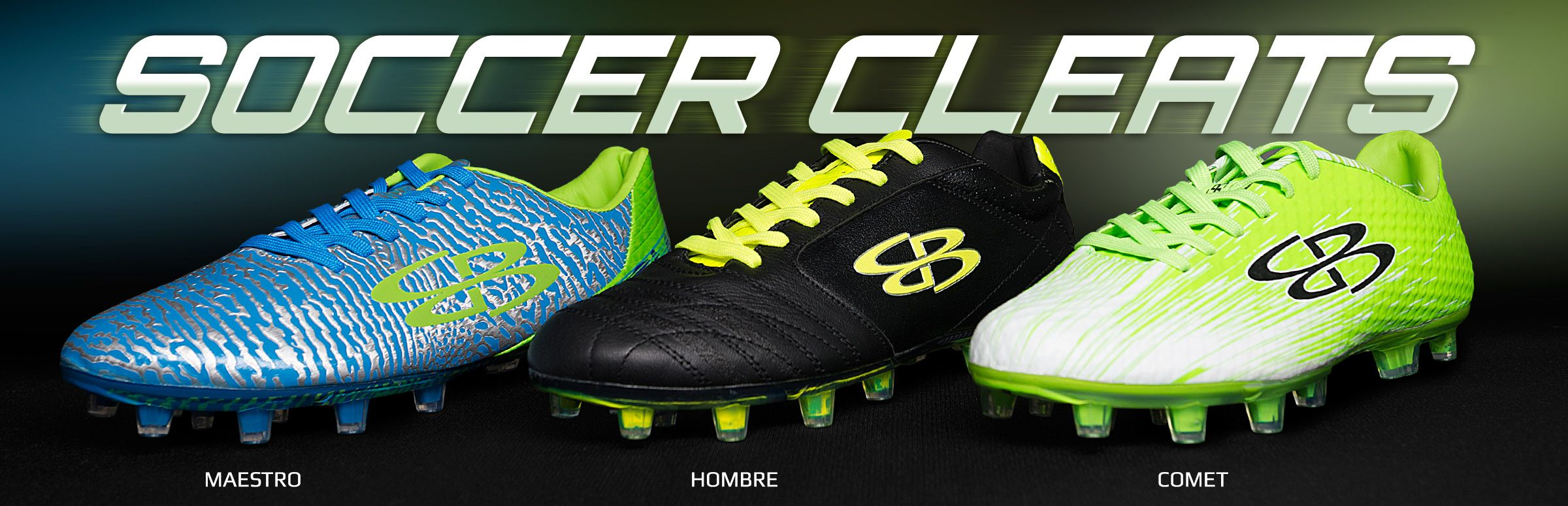 boombah soccer cleats