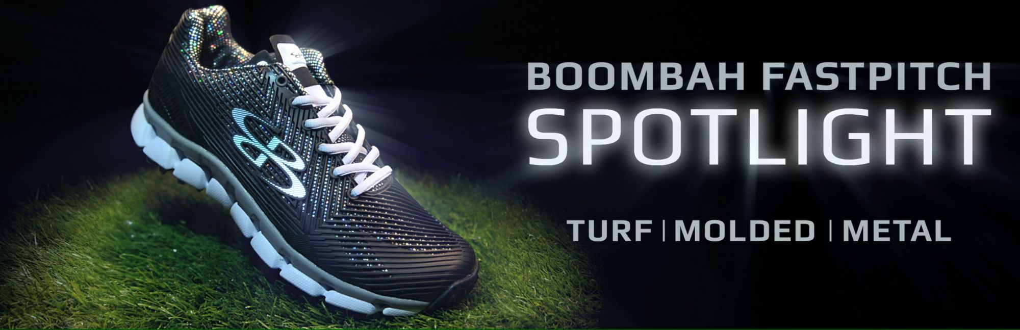 Boombah Fastpitch Spotlight Series Shoes