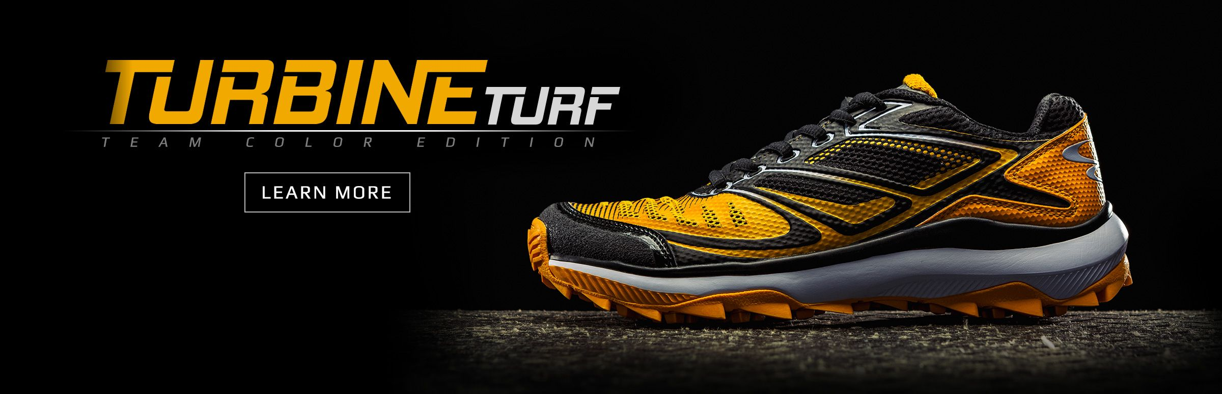 Team Colors Edition Turbine Turfs