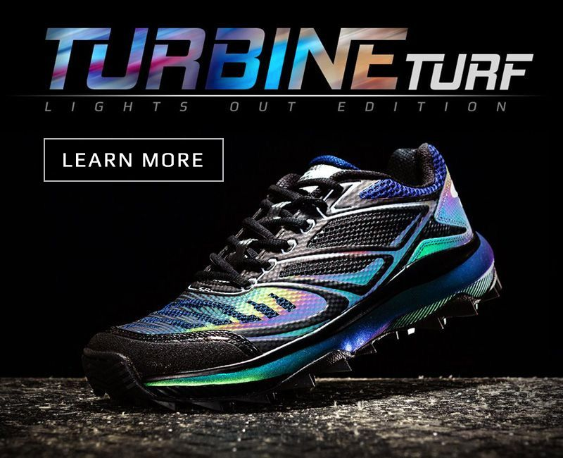 Lights Out Edition Turbine Turfs