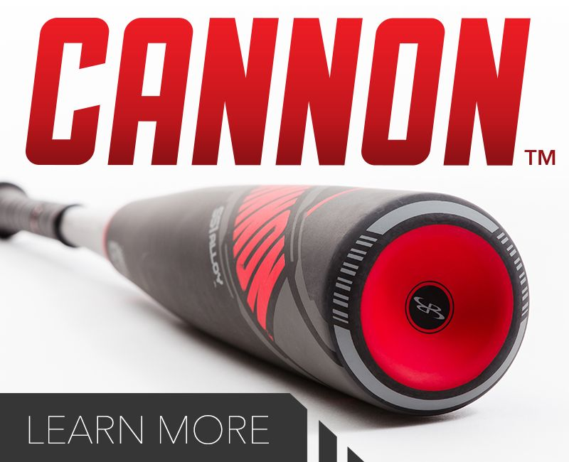 Boombah Cannon Baseball Bat