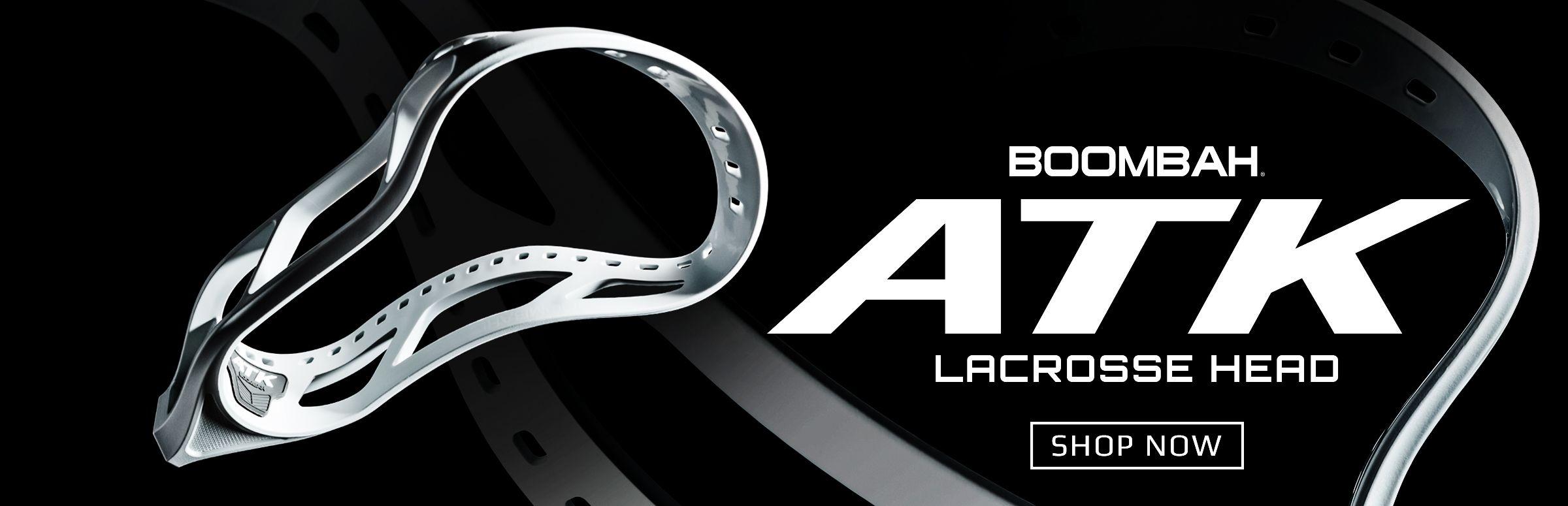 Boombah Lacrosse ATK Head Unstrung
