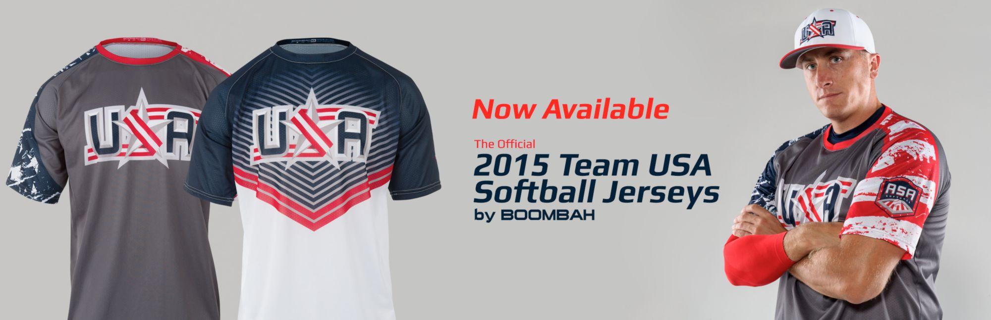The Official 2015 USA Shirt
