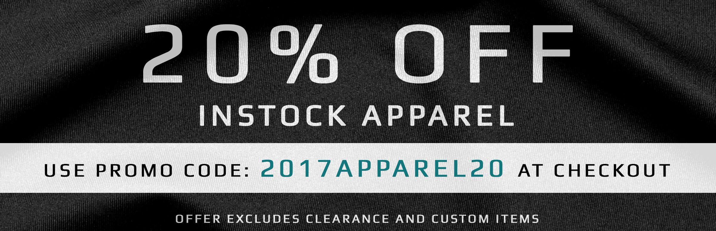 Boombah 20% Off Apparel Sale