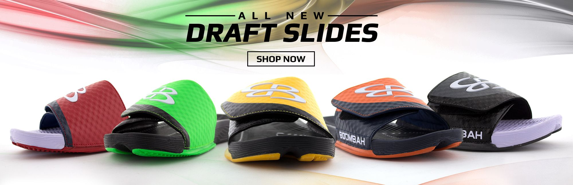 Boombah Draft Slide Sandals