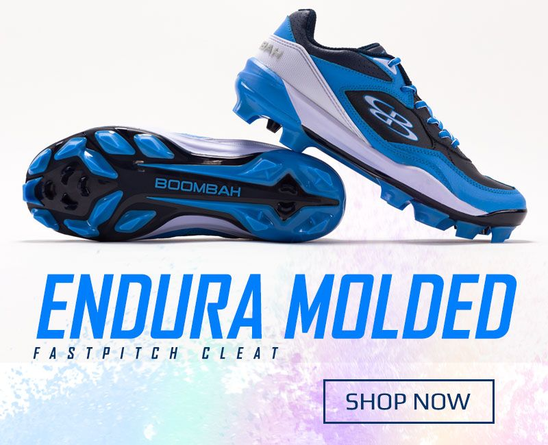 Endura Fastpitch Molded Cleat
