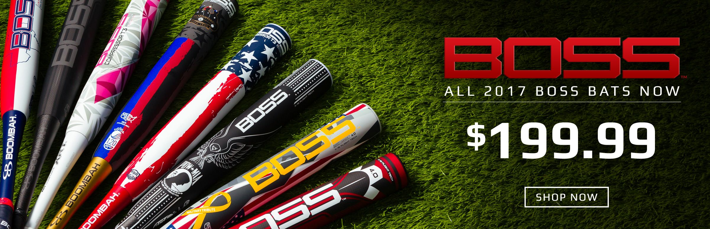 Boombah Boss Reduced Price