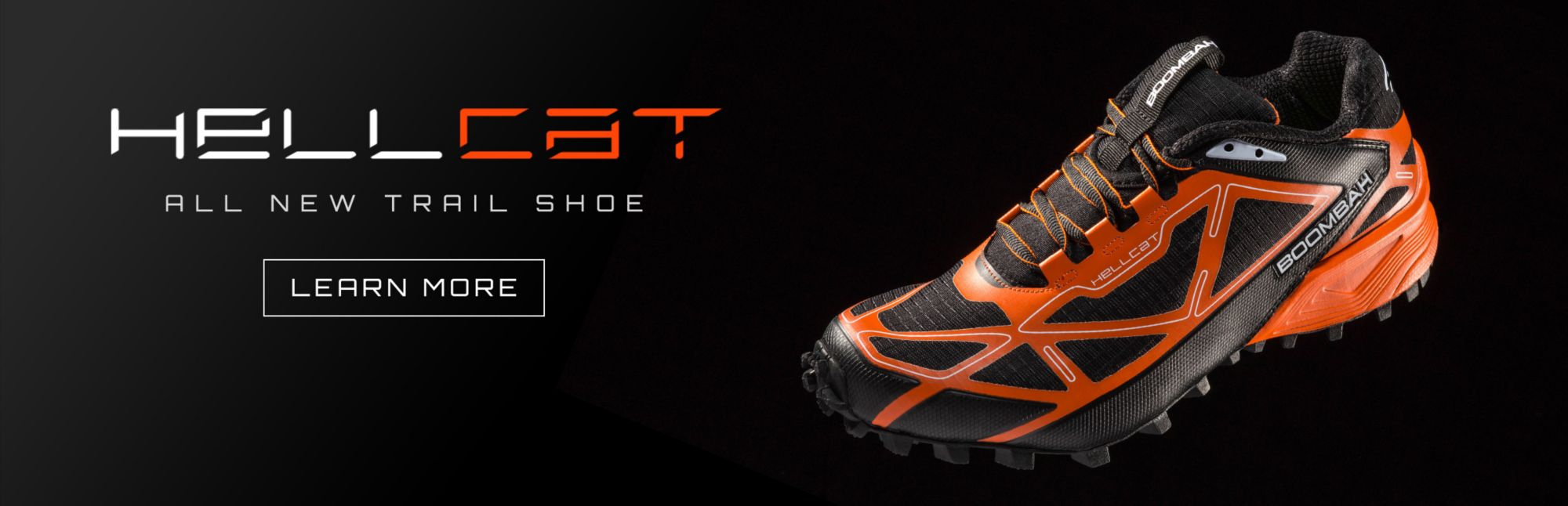 Boombah Hellcat Trail Shoe