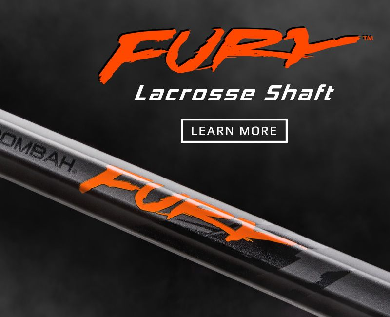 Boombah Fury Lacrosse Shaft