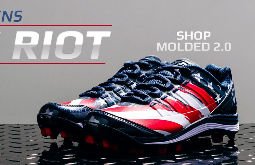 Boombah Riot Turf Flag 2.0 Shoes