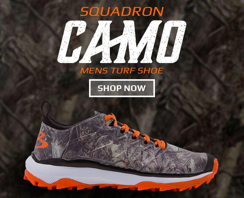 Squadron Wrath Camo Turf Shoe