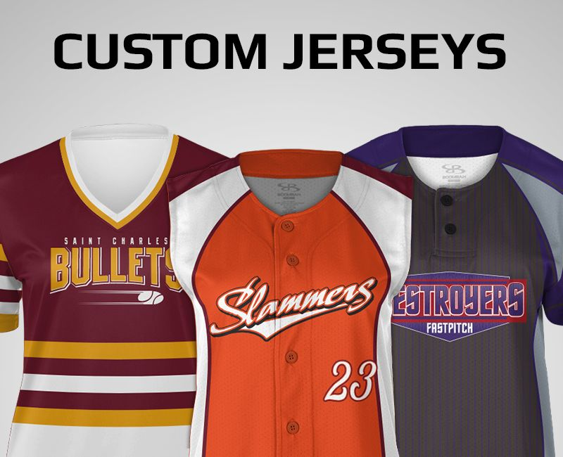 Boombah Custom Fastpitch Uniforms