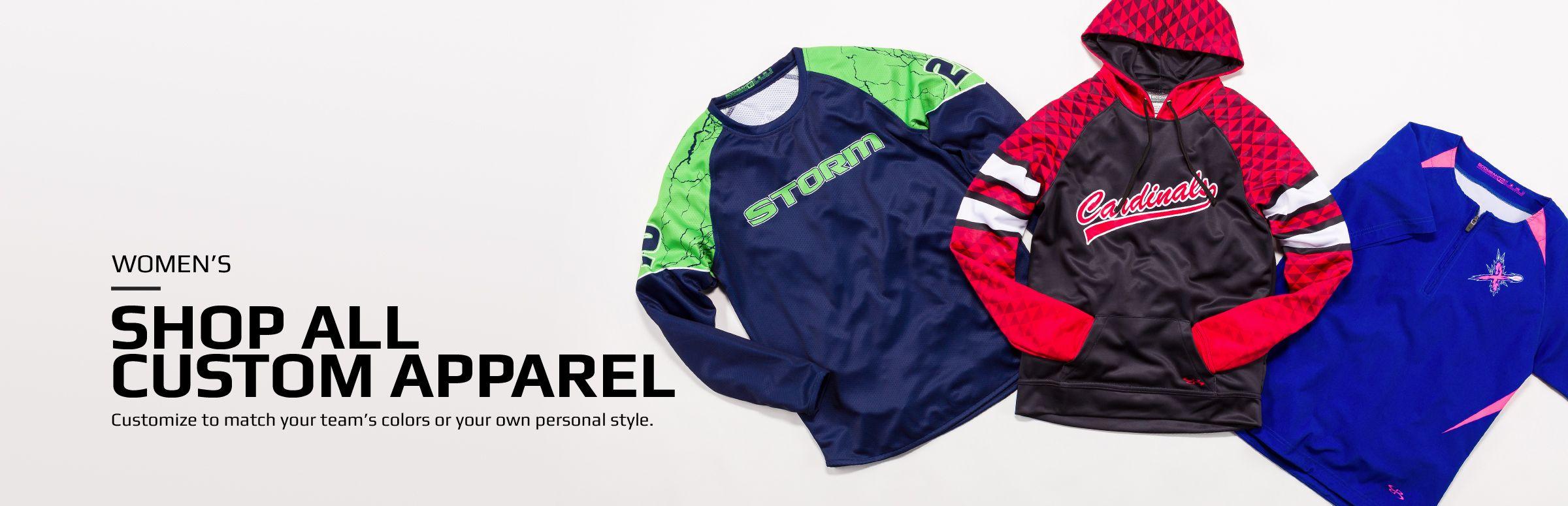 Boombah Custom Apparel - Custom Labs