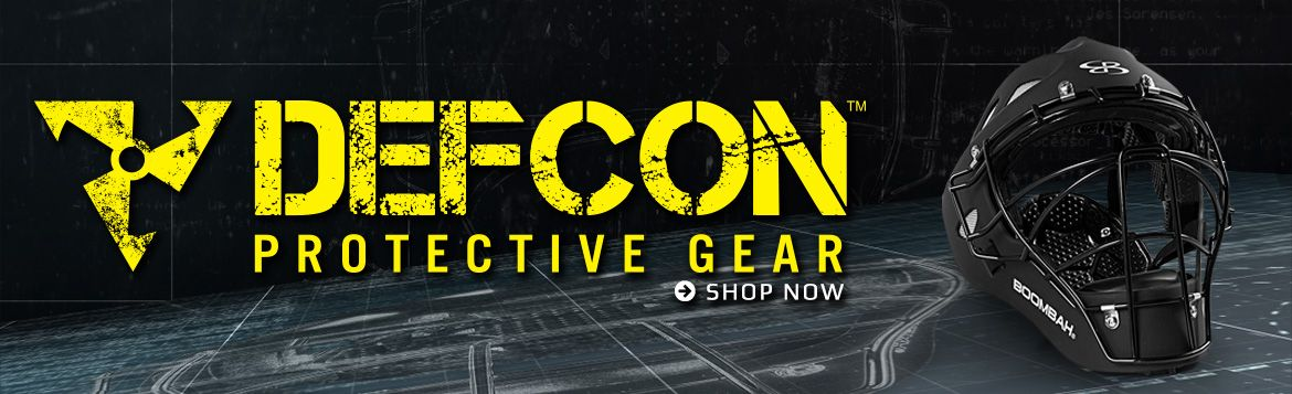Boombah Defcon Protective Gear