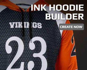Boombah Ink Hoodie Builder