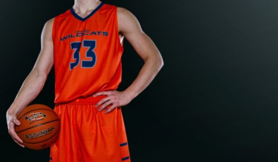 Men's Custom INK Basketball Uniforms