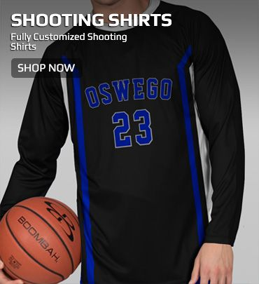 Men's Basketball Shooting Shirts