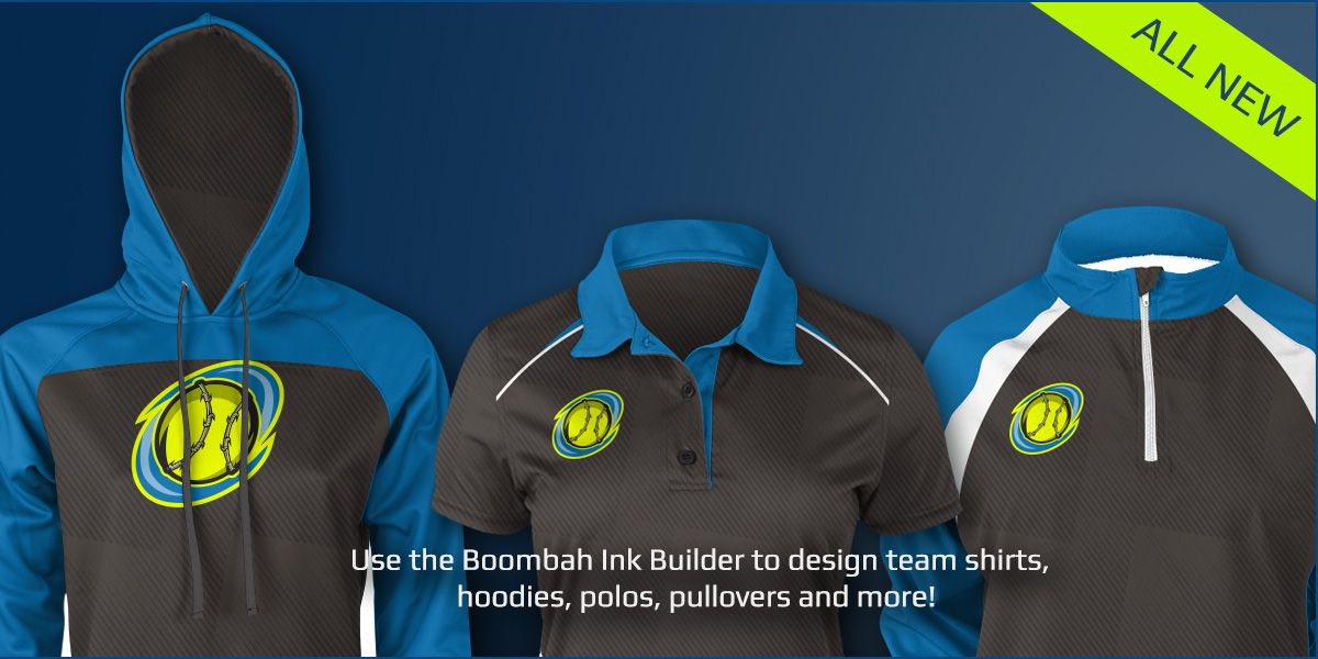 Boombah Custom Team Apparel
